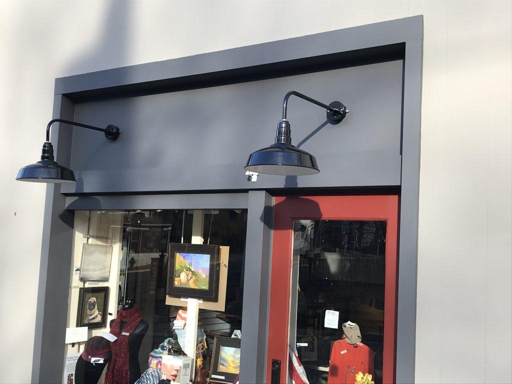 Duration Moulding & Millwork, TruExterior panels, retail shop